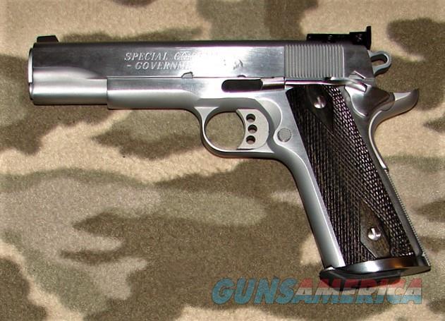 Colt Spl Comb GM .38 Super  Guns > Pistols > Colt Automatic Pistols (1911 & Var)