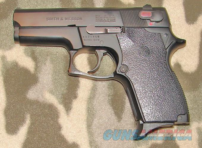 Smith & Wesson 469  Guns > Pistols > Smith & Wesson Pistols - Autos > Alloy Frame
