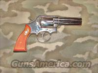 Smith & Wesson 581  Smith & Wesson Revolvers > Full Frame Revolver