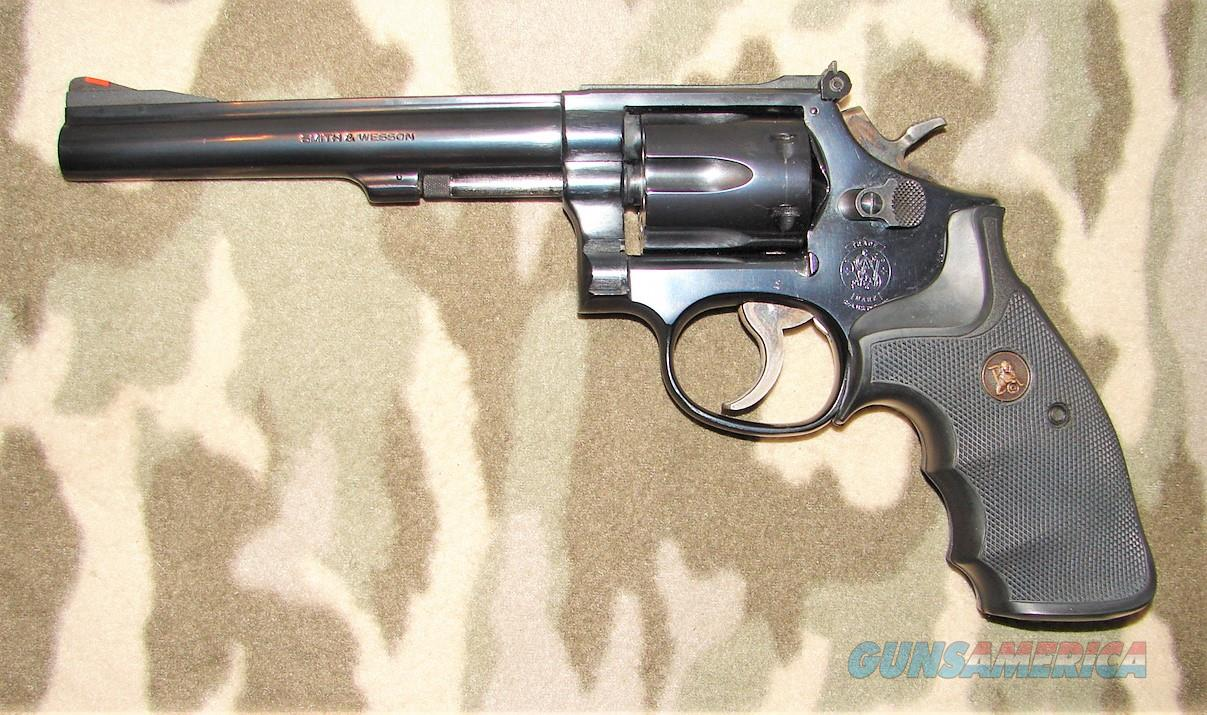 Smith & Wesson 48-4  Guns > Pistols > Smith & Wesson Revolvers > Med. Frame ( K/L )