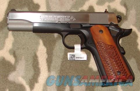 Colt GM Lew Horton   Guns > Pistols > Colt Automatic Pistols (1911 & Var)
