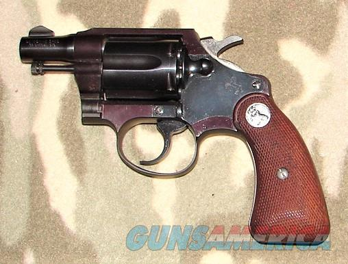 Colt Detective Special 2nd Series  Guns > Pistols > Colt Double Action Revolvers- Modern