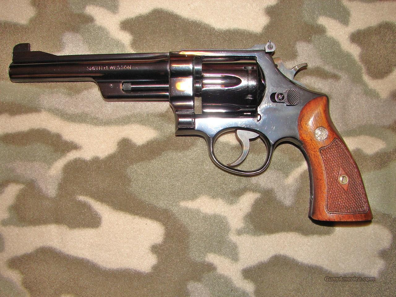 Smith & Wesson Post-War 357  Guns > Pistols > Smith & Wesson Revolvers > Full Frame Revolver