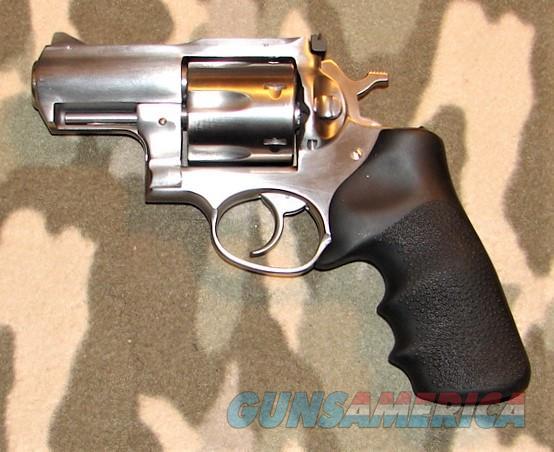 Ruger Alaskan  Super Redhawk   Guns > Pistols > Ruger Double Action Revolver > Redhawk Type