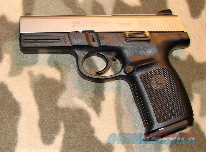 Smith & Wesson SW40VE  Guns > Pistols > Smith & Wesson Pistols - Autos > Polymer Frame