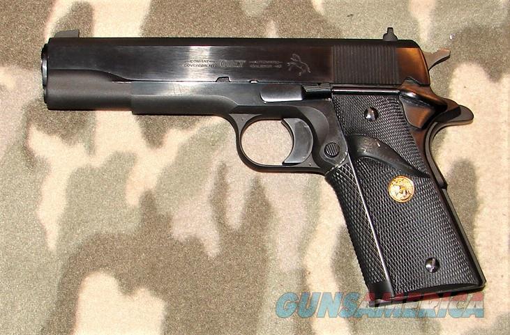 Colt Combat Government Model  Guns > Pistols > Colt Automatic Pistols (1911 & Var)