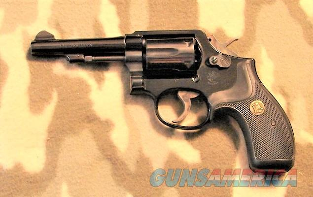 Smith & Wesson 12-3   Guns > Pistols > Smith & Wesson Revolvers > Med. Frame ( K/L )