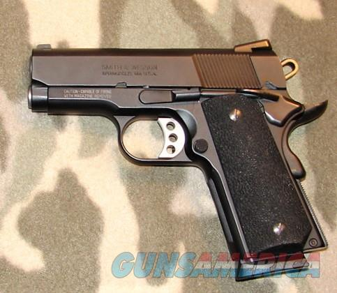 Smith & Wesson 1911 Pro Series Sub Compact  Guns > Pistols > Smith & Wesson Pistols - Autos > Alloy Frame