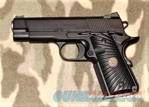 Wilson Ultralight Carry Compact  Guns > Pistols > Wilson Combat Pistols