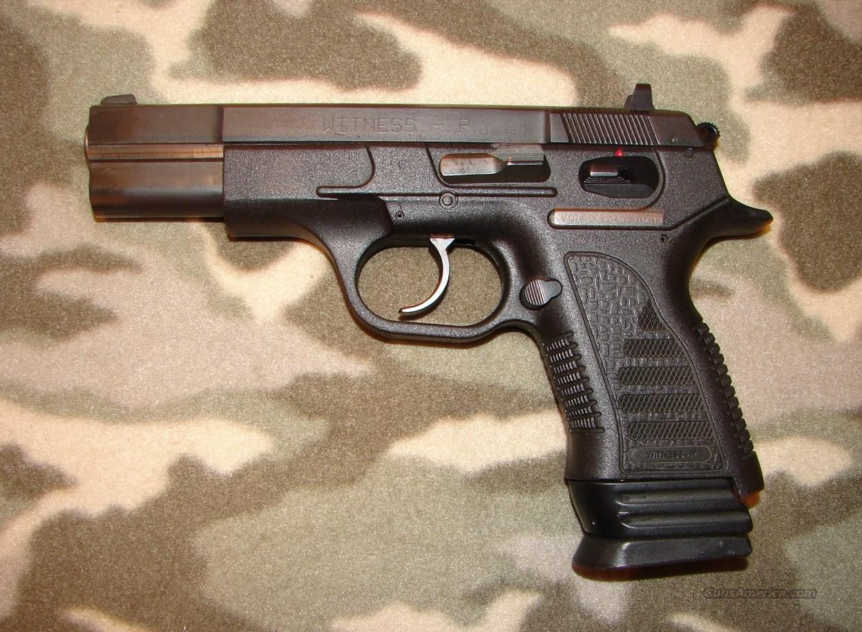 EAA Tanfoglio Witness P  Guns > Pistols > EAA Pistols > Other