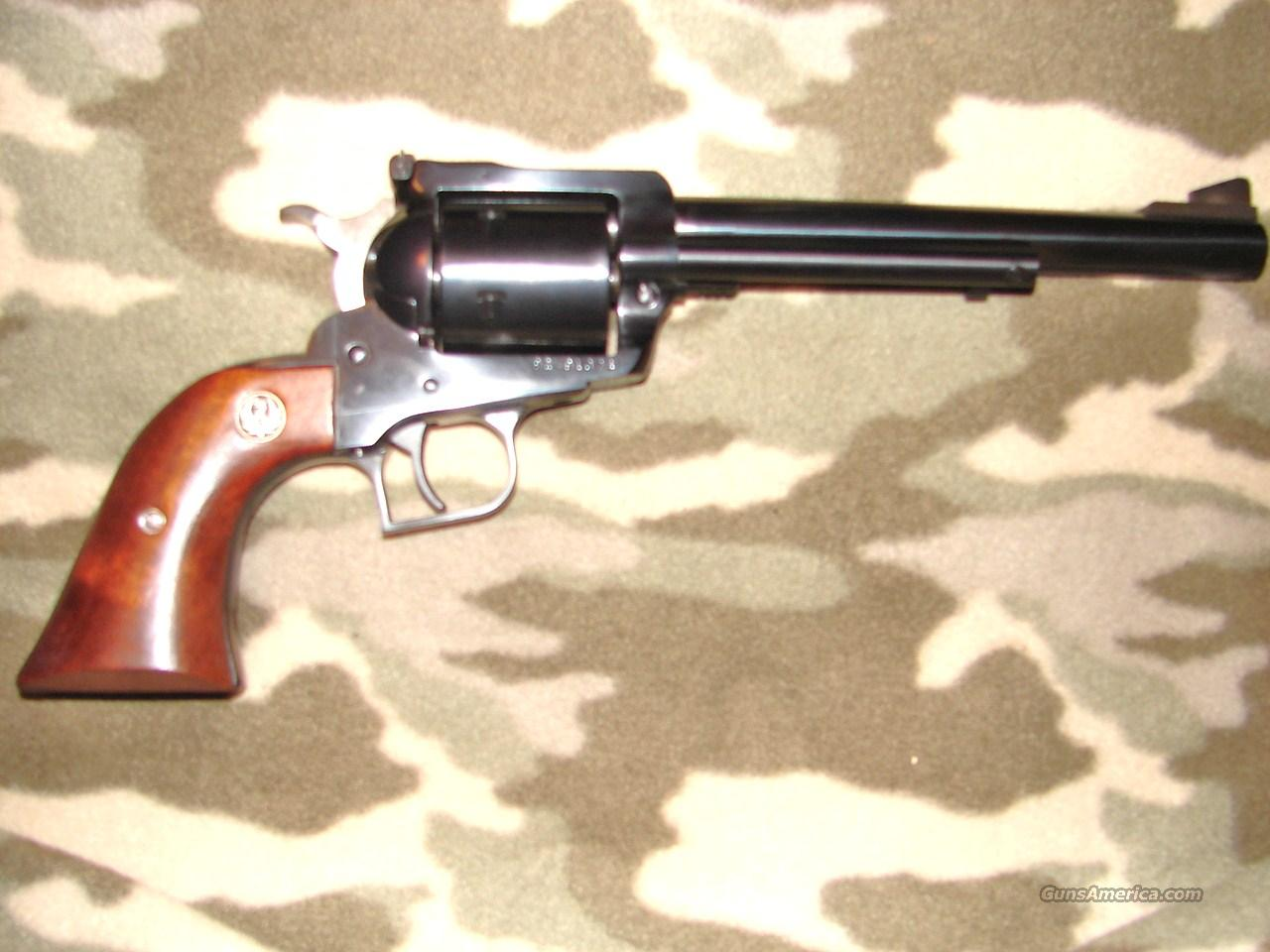Ruger N M Super Blackhawk 44  Guns > Pistols > Ruger Single Action Revolvers > Blackhawk Type