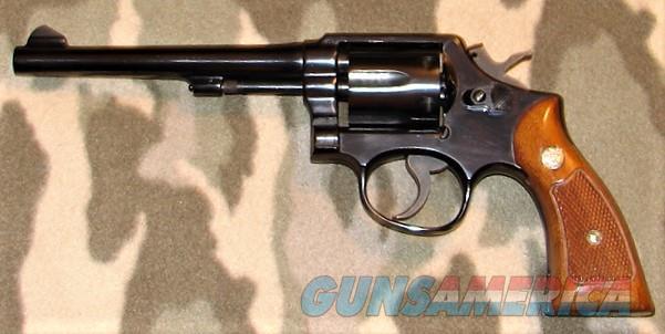 Smith & Wesson 10-5   Guns > Pistols > Smith & Wesson Revolvers > Model 10