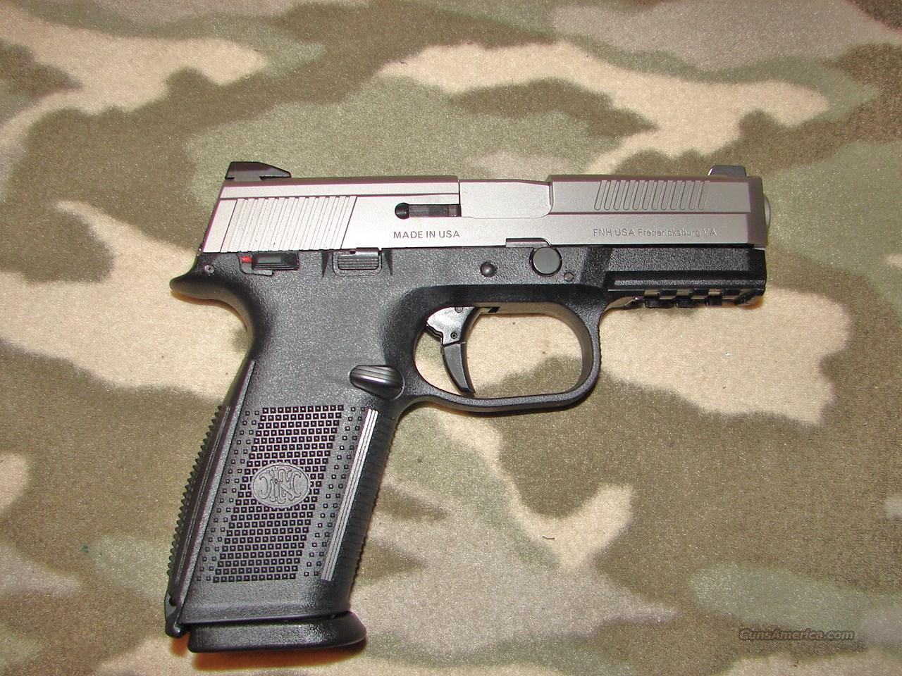 FN FNS40   Guns > Pistols > FNH - Fabrique Nationale (FN) Pistols > FNP