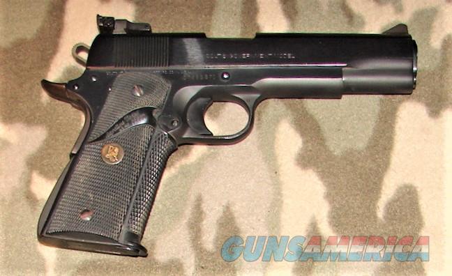 Colt MkIV Series 70   Guns > Pistols > Colt Automatic Pistols (1911 & Var)