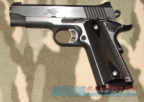 Kimber Eclipse Pro   Guns > Pistols > Kimber of America Pistols > 1911