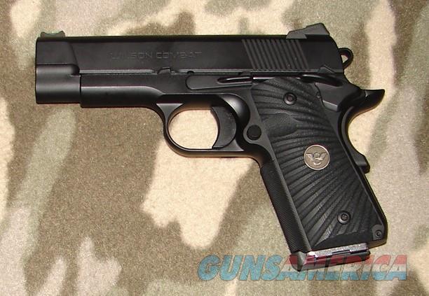 Wilson Ultralight Combat Carry  Guns > Pistols > Wilson Combat Pistols