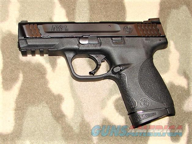 Smith & Wesson M&P 45  Guns > Pistols > Smith & Wesson Pistols - Autos > Polymer Frame