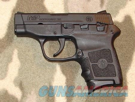 Smith & Wesson Bodyguard  Guns > Pistols > Smith & Wesson Pistols - Autos > Polymer Frame