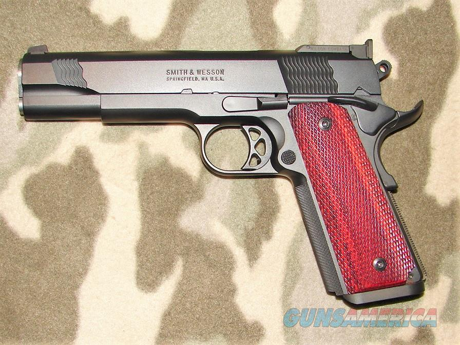 Smith & Wesson Pc1911  Performance Center  Guns > Pistols > Smith & Wesson Pistols - Autos > Steel Frame