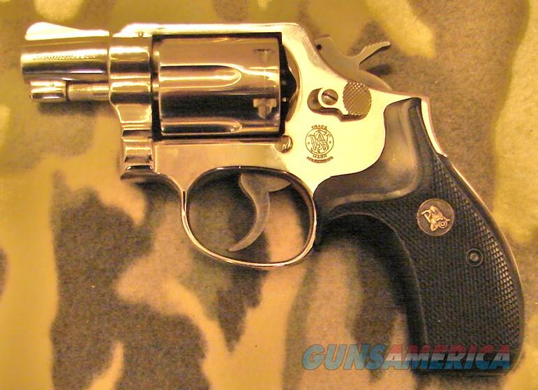 Smith & Wesson 12-2  Guns > Pistols > Smith & Wesson Revolvers > Med. Frame ( K/L )