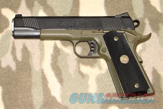Wilson Combat CQ  Guns > Pistols > Wilson Combat Pistols