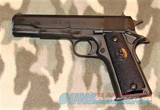 Colt Model1991 A1 Series 80  Guns > Pistols > Colt Automatic Pistols (1911 & Var)