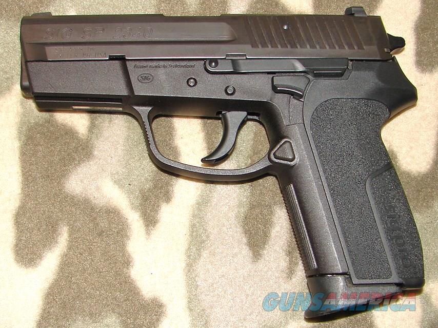Sig Sauer SP2340   Guns > Pistols > Sig - Sauer/Sigarms Pistols > 2340