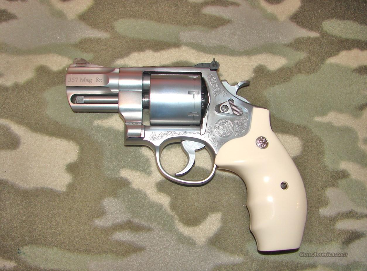Smith & Wesson 627-5 X 8  Guns > Pistols > Smith & Wesson Revolvers > Performance Center