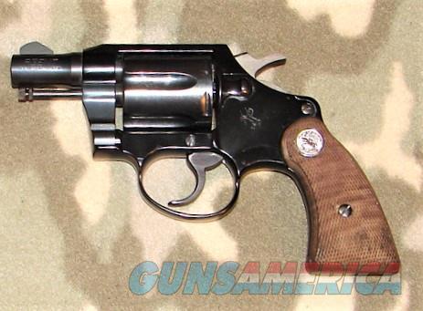 Colt Agent  Guns > Pistols > Colt Double Action Revolvers- Modern