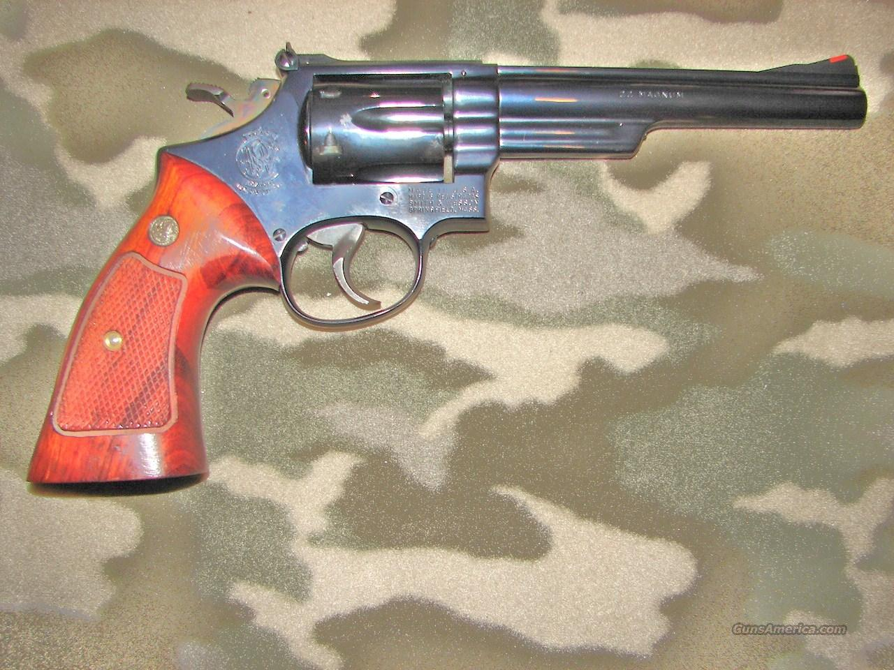 Smith & Wesson 53  Guns > Pistols > Smith & Wesson Revolvers > Med. Frame ( K/L )
