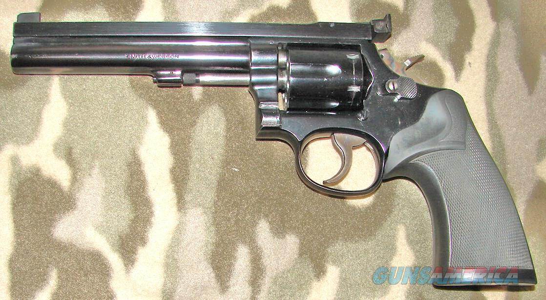 Smith & Wesson 14-4  Guns > Pistols > Smith & Wesson Revolvers > Med. Frame ( K/L )