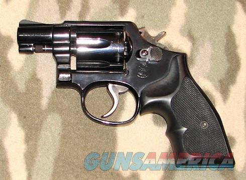Smith & Wesson 10-7   Guns > Pistols > Smith & Wesson Revolvers > Model 10