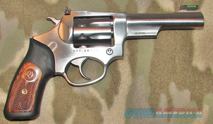 Ruger SP101 .22 lr  Guns > Pistols > Ruger Double Action Revolver > SP101 Type