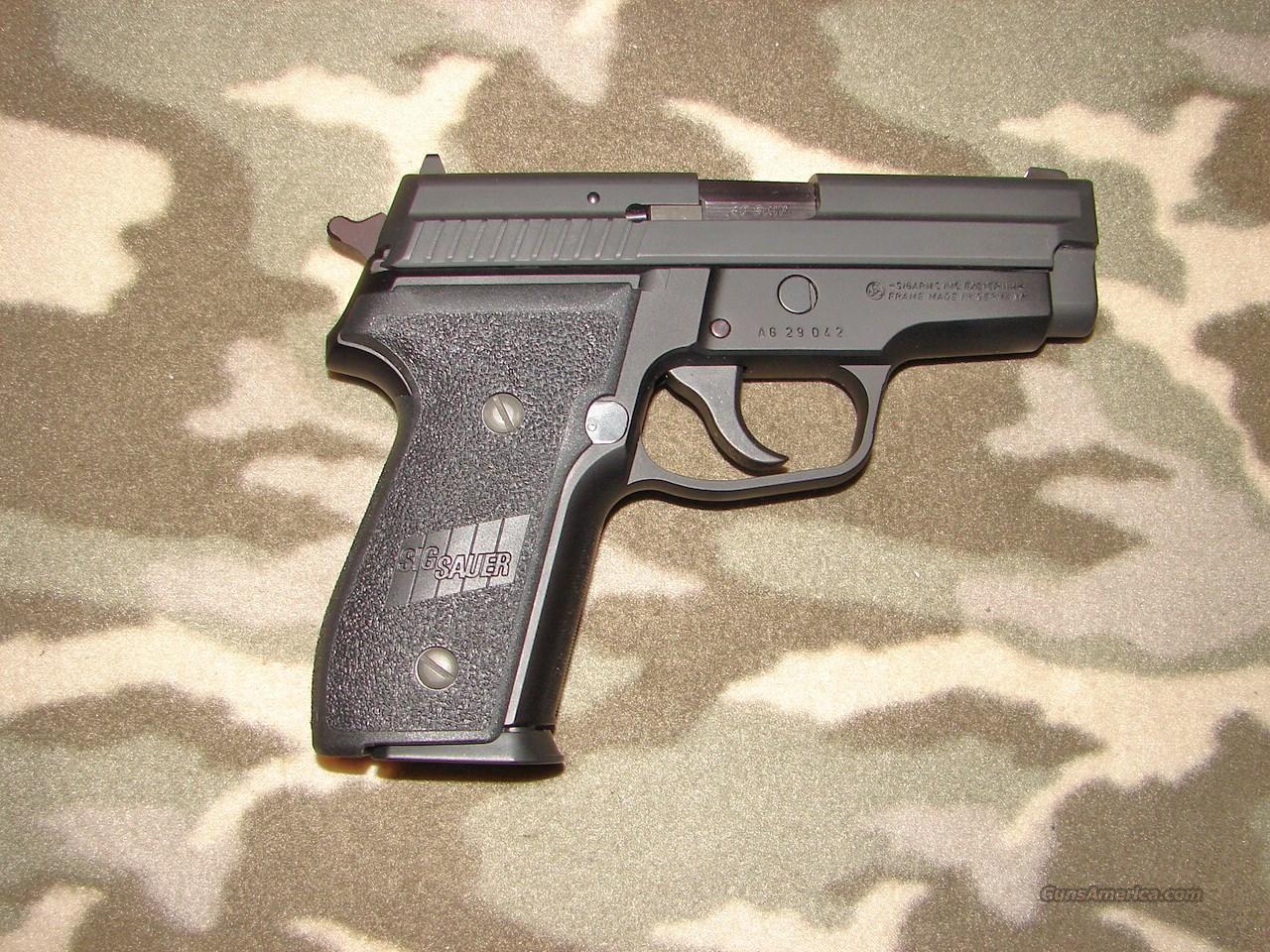 Sig Sauer P229 40 S&W  Guns > Pistols > Sig - Sauer/Sigarms Pistols > P229