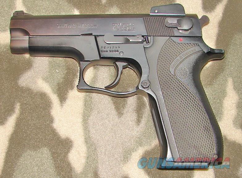 Smith & Wesson 5904   Guns > Pistols > Smith & Wesson Pistols - Autos > Alloy Frame