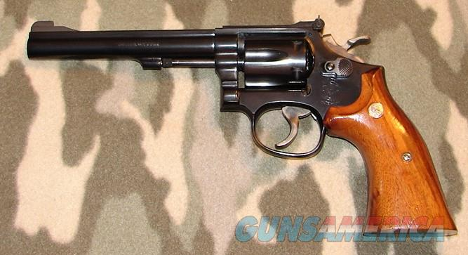 Smith & Wesson 17-5   Guns > Pistols > Smith & Wesson Revolvers > Med. Frame ( K/L )