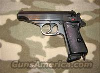 Walther PP 32 ACP  Walther Pistols > Post WWII > PPS