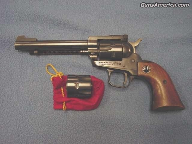 Single Six Old Model  Guns > Pistols > Ruger Single Action Revolvers