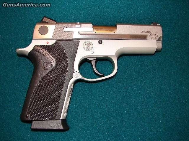 Smith & Wesson Shorty .45  Guns > Pistols > Smith & Wesson Pistols - Autos