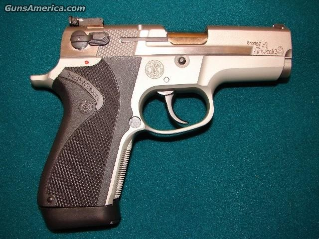 Smith & Wesson Shorty .40  Guns > Pistols > Smith & Wesson Pistols - Autos