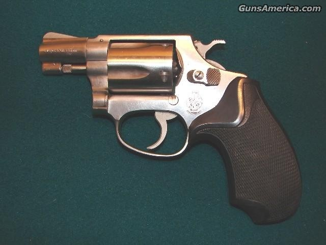 60  Guns > Pistols > Smith & Wesson Revolvers