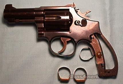 Smith &Wesson Mod 13  Guns > Pistols > Smith & Wesson Revolvers