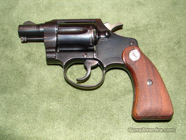 Colt Detective Special 2nd Issue  Guns > Pistols > Colt Single Action Revolvers - 3rd Gen.