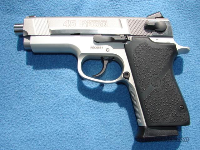 Smith & Wesson 45 Recon Performance Center   Guns > Pistols > Smith & Wesson Pistols - Autos > Steel Frame