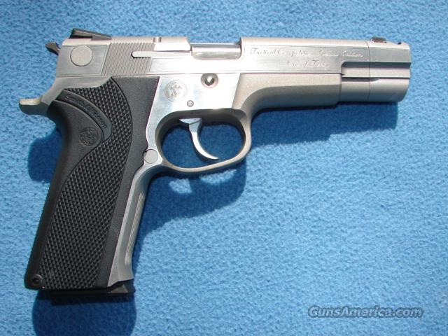 Smith & Wesson Tactical Competition Special Edition   Guns > Pistols > Smith & Wesson Pistols - Autos > Steel Frame