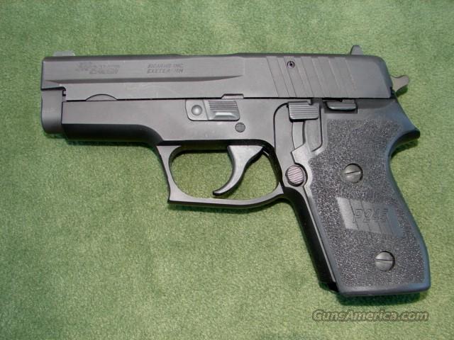 Sig Sauer P245 Semi-Auto Pistol   Guns > Pistols > Sig - Sauer/Sigarms Pistols
