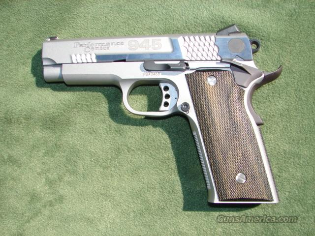 Smith & Wesson Model 945 Performance Center Semi-Auto Pistol  Guns > Pistols > Smith & Wesson Pistols - Autos > Steel Frame