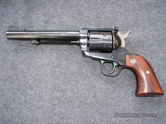 Ruger New Model Blackhawk Convertible Single Action Revolver  Guns > Pistols > Ruger Single Action Revolvers > Blackhawk Type