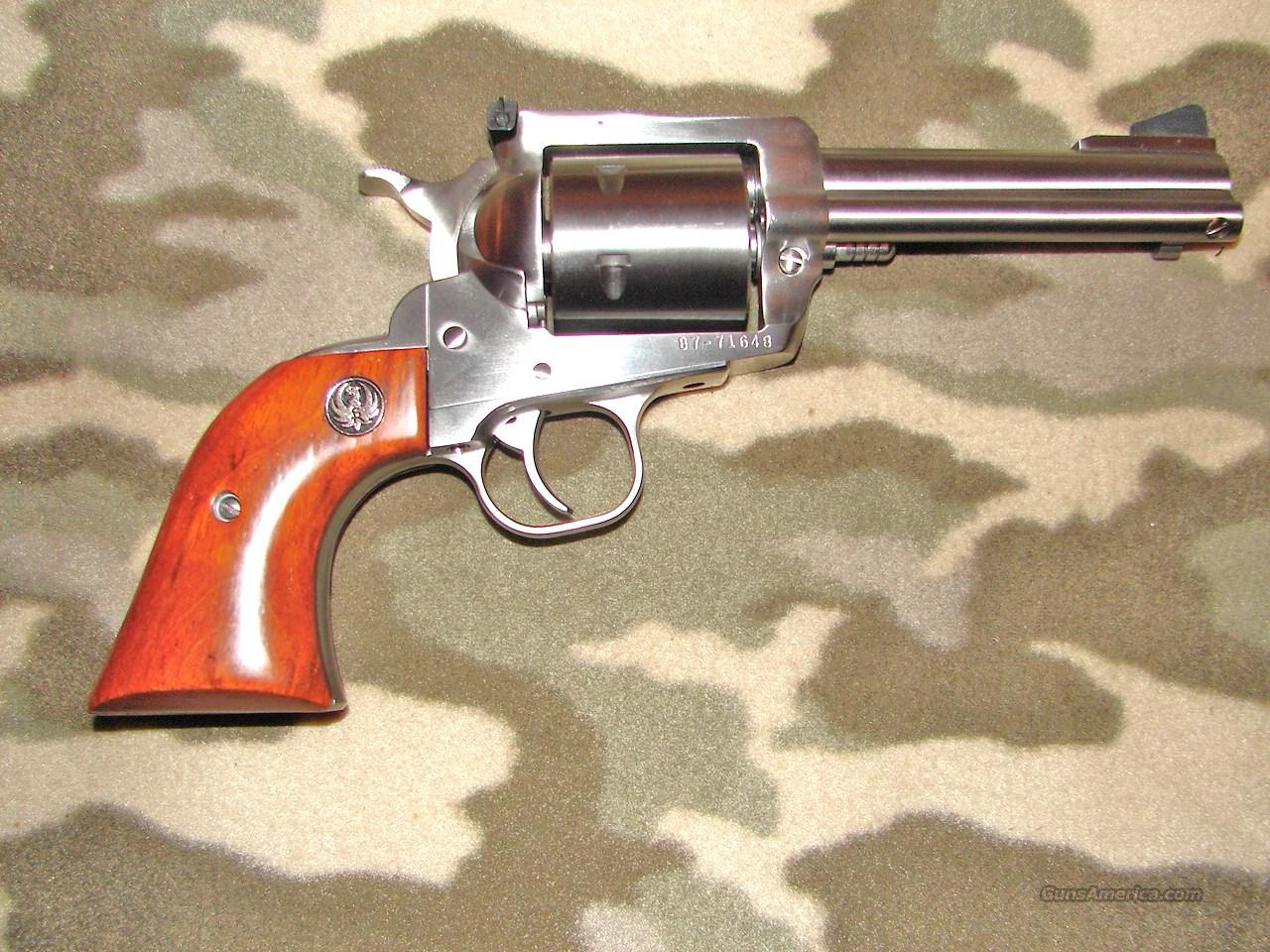 Ruger N M Super Blackhawk   Guns > Pistols > Ruger Single Action Revolvers > Blackhawk Type