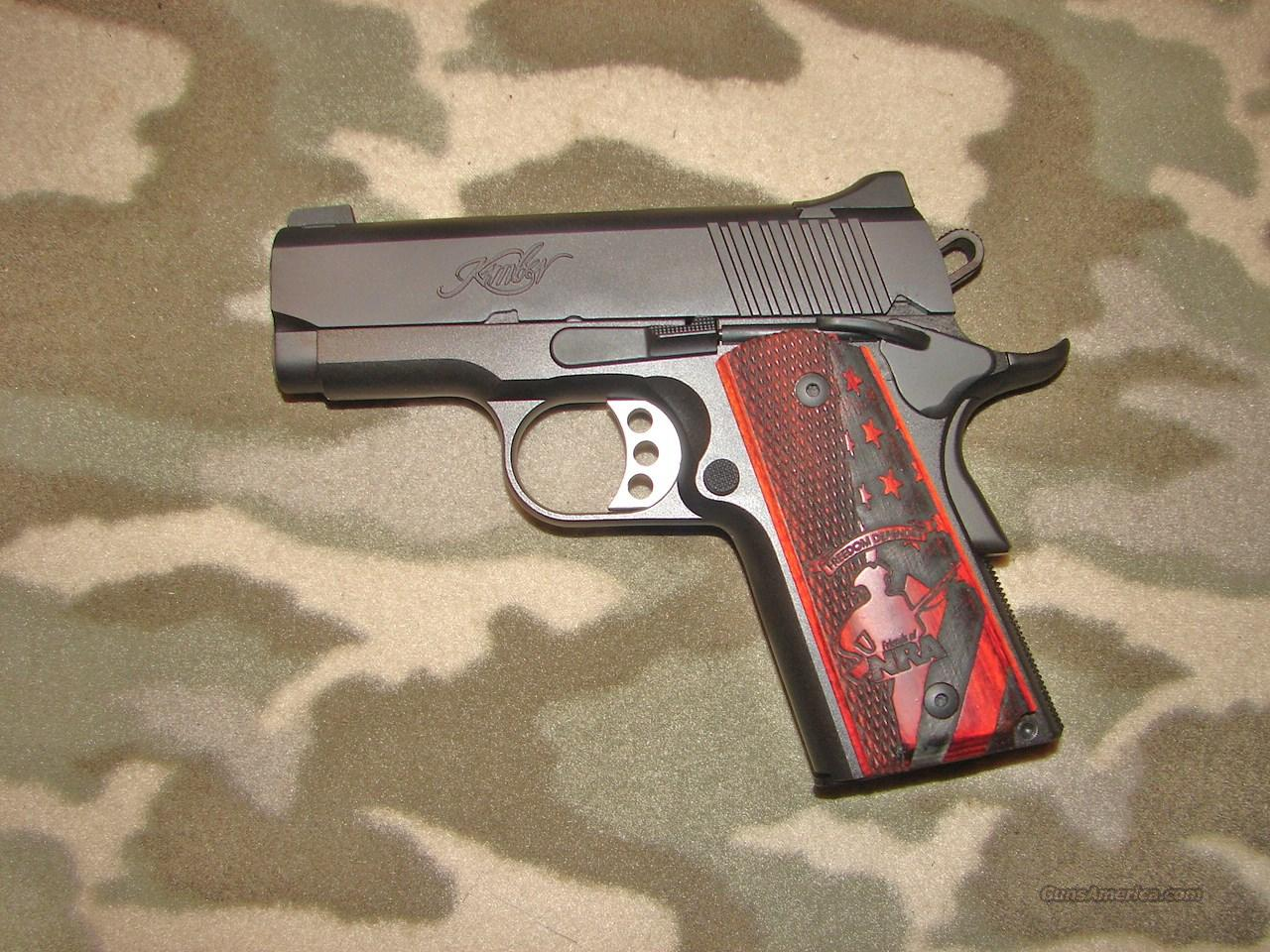 Kimber  Ultra Carry II NRA Freedom Defender  Guns > Pistols > Kimber of America Pistols